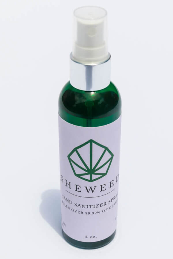 SheWeed Hand Sanitizer